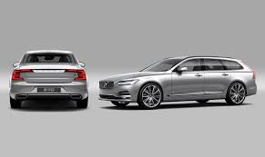 volvo wagon first drive review the volvo s90 sedan and v90 wagon are swedish