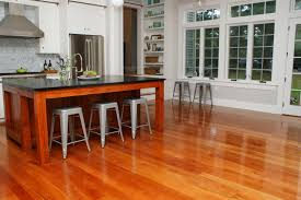 American Cherry Hardwood Flooring American Cherry Wood Floors Contemporary Kitchen Providence