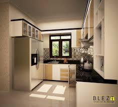 desain kitchen set minimalis modern jasa interior design profesional jogja