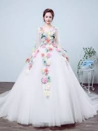 coloured wedding dresses beautiful color wedding dresses online shopping for cheap