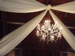 decorating the ceiling with fabric wedding decorator blog good