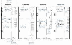 brownstone floor plans new york city brownstone house floor plans house plans