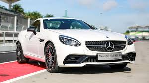 lifted mercedes mercedes amg slc 43 launched in malaysia 3 0l bi turbo v6 rm571k
