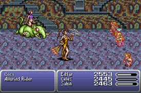 Role Playing In The Bedroom Coldrun Gaming Ffvi U2013 Part 60 Bushido In The Bedroom