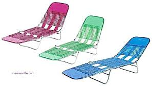 chaise pvc the most pvc folding chaise lounge about pertaining to foldable