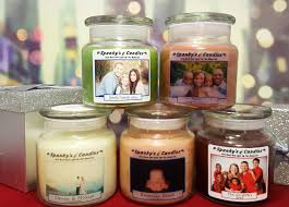 personalized candle custom personalized candle