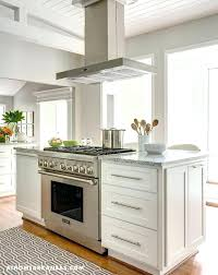 Kitchen Island Cooktop Kitchen With Stove In Island Kitchen Island Cooktop Plans
