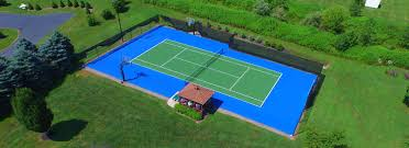 Backyard Tennis Courts Super Seal Testimonials