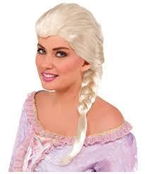 princess elsa womens wig wigs