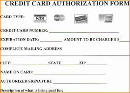 home design credit card looking to credit card authorization form then you are