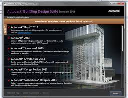 autodesk building design suite autodesk building design suite premium 2013 failed mant times