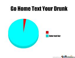 drunk text by darkmystic meme center