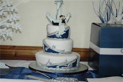 nautical themed wedding cakes nautical theme