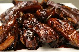 pineapple and molasses spareribs recipe nyt cooking