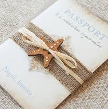 wedding invitations jamaica vintage passport wedding invitation jamaica design fee