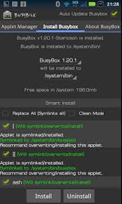 z4root apk gingerbread busybox apk for android