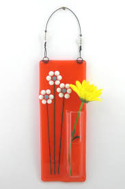 Wall Mounted Glass Flower Vases Vases Design Ideas The Right Vase For The Right Flowers The