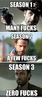 Walking Dead Memes Season 3 - 40 of the best walking dead memes from season 3 from