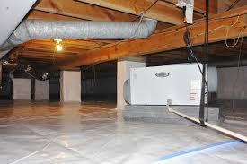 Basement Humidity - winston salem nc flooded crawl space restored