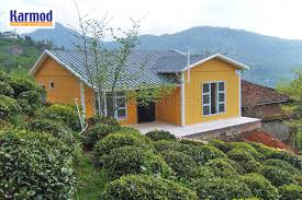 prefabricated houses cameroon affordable housing karmod