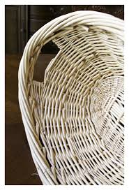 diy bathroom ideas housewives series bees pod diy gray washed wicker laundry basket