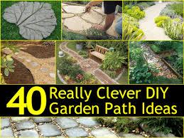 diy garden paths u0026 landscape design ideas sixprit decorps