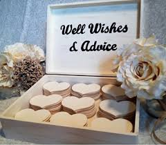 wish box wedding wedding wishes practical tips and cool ideas fresh design pedia