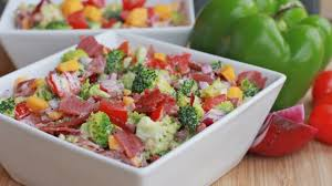 best salad recipes good broccoli salad recipe divas can cook