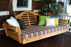 porch swing beds atlanta round bed for sale hammock 36537