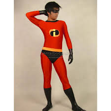 incredibles costume incredibles mr costume zentai suit