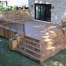 Best Backyard Decks And Patios Best 25 Backyard Deck Designs Ideas On Pinterest Deck Deck