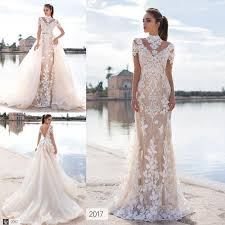 buy wedding dresses cheap 2017 stunning overskirts wedding dresses 3d floral