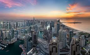 united arab emirates town dubai dubai marina house sky hd wallpaper
