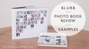 blurb photo book review youtube