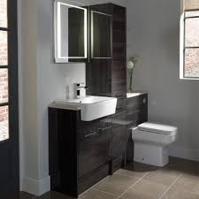 fitted bathroom ideas vetro cinder fitted bathroom furniture roper trend home