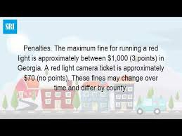 red light ticket points how much is a running a red light ticket f89 on stylish collection