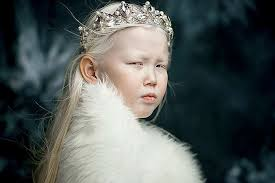 8 u201csiberian snow white u201d surprises modeling agencies