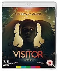 the visitor dual format dvd co uk mel ferrer