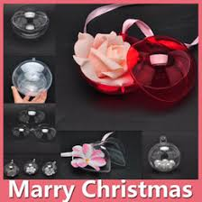 Christmas Decorations Wholesale Nz by Clear Plastic Ornament Balls Wholesale Nz Buy New Clear Plastic