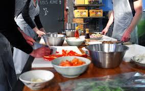 cours de cuisine a lyon cours de cuisine resto thaï
