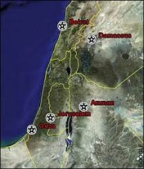 israel google google earth used in rocket strikes on israel telegraph