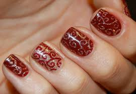 nail art gallery christmas nail art photos latest fashion styles