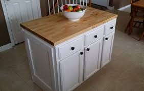 installing kitchen island how to make a diy kitchen island and install in your kitchen