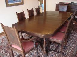 burl wood dining room table old wood dining room chairs