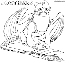 toothless coloring pages toothless dragon coloring page free