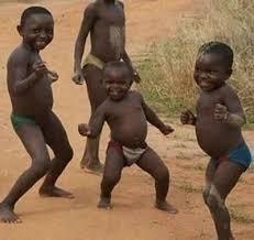 African Kid Dancing Meme - african kids dancing blank template imgflip