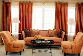 Curtain Color For Orange Walls Inspiration Crafty Inspiration Ideas Curtains For Walls Designs Curtains