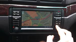 2004 bmw e46 coupe oem cd navigation bm53 radio mkiii drive