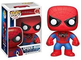 amazon com funko pop marvel amazing spiderman movie 2