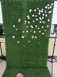 wedding backdrop grass a about my opinions and tutorials on hair makeup and all